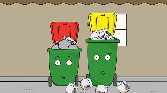 Upgrade Your Bin Size - Central Coast